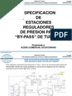 Vlvulas de Control Para by-pass Turbina