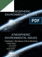 atmospheric enviromental issues.ppt
