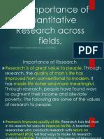 Lesson 2- The importance of Quantitative Research across fields-2.pdf