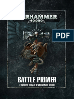 Warhammer 40000 Italian