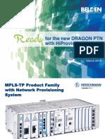 DRAGON-PTN With HiProvision Launch Presentation EXTERNAL 2018 Original 126776