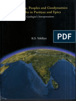 Geography,Peoples and Geodynamics of India in Puranas & Epics