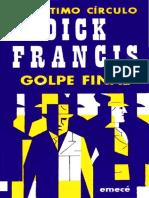 296 Golpe Final - Dick Francis