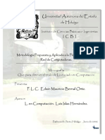 Metodologia Propuesta y Aplicada a La Planificacion