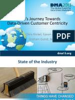 DMA Data Driven Centricity