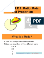 Chapter 2-Ratio and Proportion