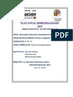 Planificaciones Tecnica Tecnologica