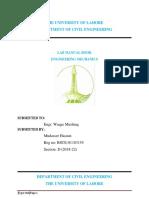 MANUL BOOK  ENGINEERING EMCHANICS.docx