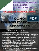 Cmo Evangelizaron Los Apostoles