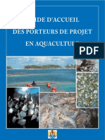 Guide aquaculture