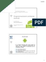 Seminario Android 2015