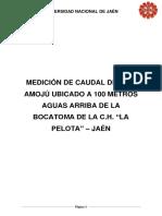 INFORME DE MEDICION DE CAUDAL.docx
