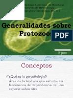 Protozología Odontología