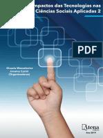 Publicação TOC TUM Impactos Das Tecnologias Nas Ciências Sociais Aplicadas Revista Atena