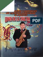 403965513 Transcripcion y Adaptacion de La Musica Ayacuchana Al Saxofon PDF