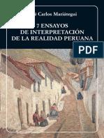 7 Ensayos de la Interpretación de la Realidad Peruana