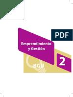 Texto 2do BGU Emprendimiento y Gestion