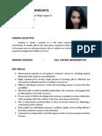 CV of Blesila Evangelista.pdf