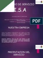 CATALOGO DE SERVICIOS INFORMATICOS