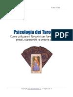 Psicologia Tarocchi