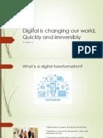Digital @ Scale - 1,2,3