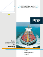 JP Sauer Sohn Catalogues - Compressors