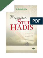 buku pengantar studi hadis
