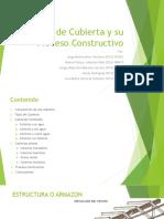 Tipos de Cubierta y Su Proceso Constructivo [Autoguardado]
