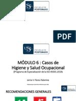 USIL-Casos ISO 45001