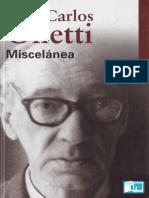 Miscelanea Onetti