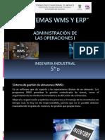 Sistemas WMS y ERP