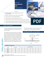 Duct flange catalogue