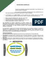 DEFINICIONES_GENERALES DE UN PROCESO