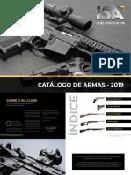 ISACLUBE_Catálogo_de_Armas_2019_v1.6