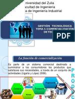 Comercializacion de Tecnología