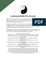 Escuela Flor de Loto (CHILE)