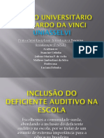 Inclusão Do Deficiente Auditivo Na Escola 1