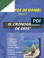 Secretos de Daniel, Cap. 9-2