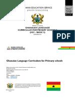 Ghanaian Language b1 b3