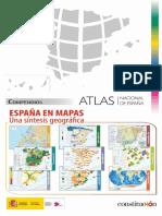 España en Map As