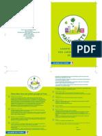 Charte Main Verte des jardins partagés de Paris