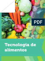 Tecnologia de Alimentos