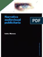 Narrativa audiovisual publicitaria