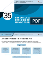 41690063535 - Fim Do Socialismo Real e Os Desafios Do Mundo Globalizado