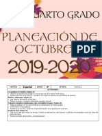 00 Octubre - 4to Grado 2019
