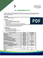 Aceite Transformador Tipo 1