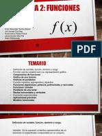 2-Funciones