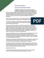 Las Claves Del Modelo de Educacion en Moquegua