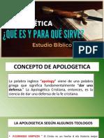 APOLOGETICA (1)