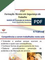FTST Prevenção Acidentes AULA 4